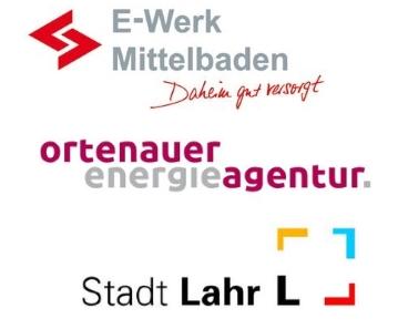 Kooperation E-Werk Mittelbaden, Ortenauer Energieagentur und Stadt Lahr