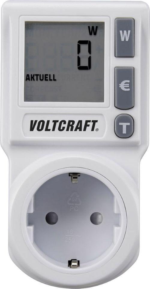 """Energiekosten-Messgerät  VOLTCRAFT gesponsert von """"Die Schriesheimer Ökostromer"""""""