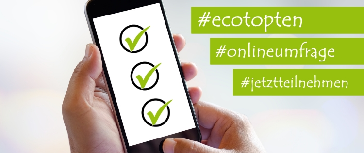 Umfrage zur Weiterführung von EcoTopTen