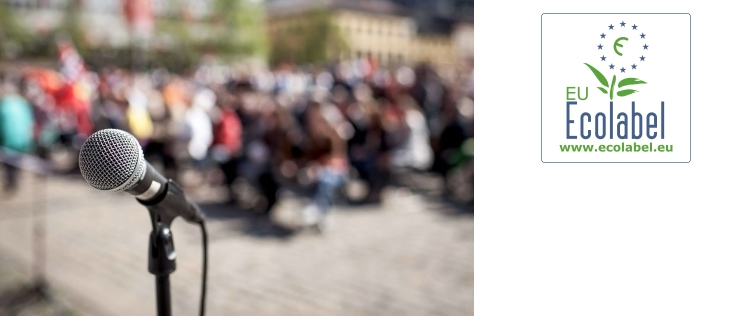 NEU: Umfrage zum EU Ecolabel: jetzt teilnehmen