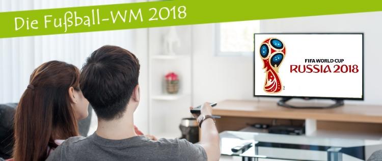 Fußball-WM 2018 - Sparsame Fernseher